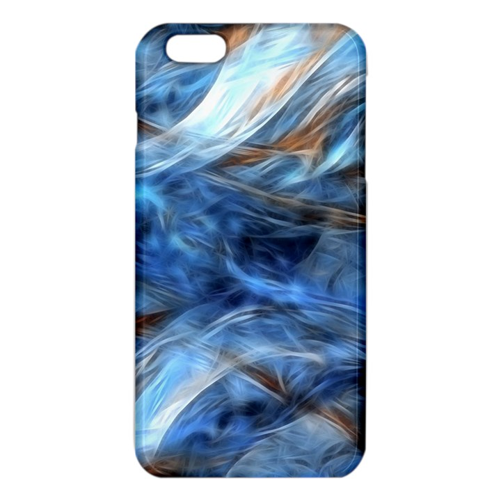 Blue Colorful Abstract Design  iPhone 6 Plus/6S Plus TPU Case