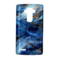 Blue Colorful Abstract Design  LG G4 Hardshell Case