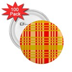 Check Pattern 2.25  Buttons (100 pack)  Front