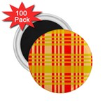 Check Pattern 2.25  Magnets (100 pack)  Front