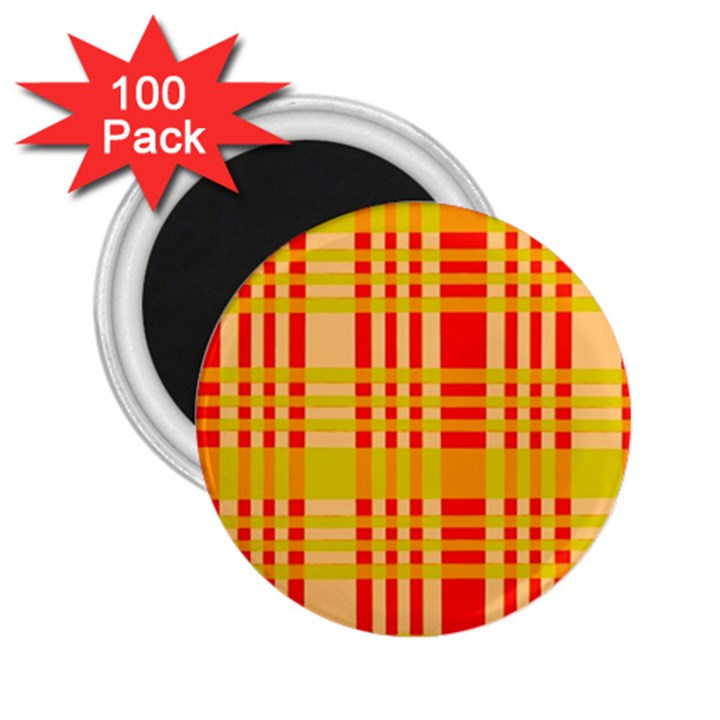 Check Pattern 2.25  Magnets (100 pack)