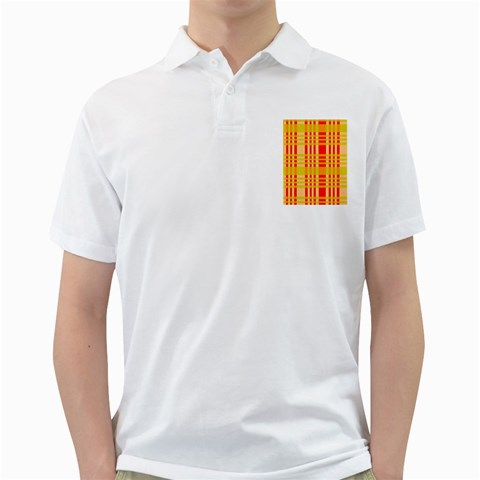 Check Pattern Golf Shirts