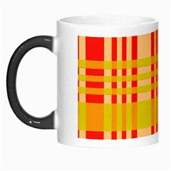 Check Pattern Morph Mugs