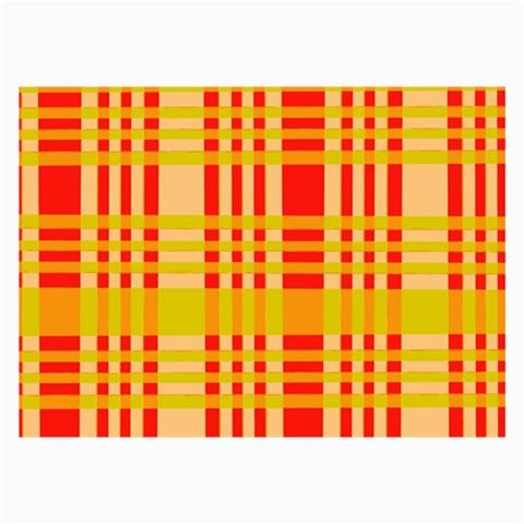 Check Pattern Collage Prints