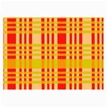 Check Pattern Collage Prints 18 x12 Print - 1