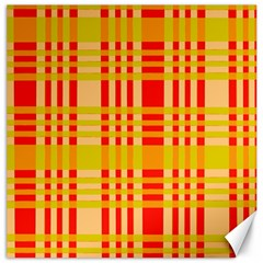 Check Pattern Canvas 16  x 16