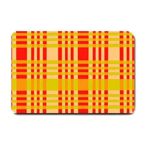 Check Pattern Small Doormat