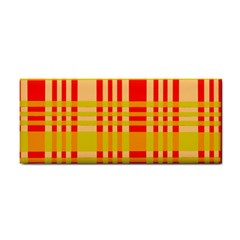 Check Pattern Hand Towel