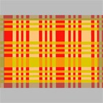 Check Pattern Canvas 18  x 12  18  x 12  x 0.875  Stretched Canvas