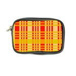Check Pattern Coin Purse Front