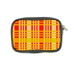 Check Pattern Coin Purse Back
