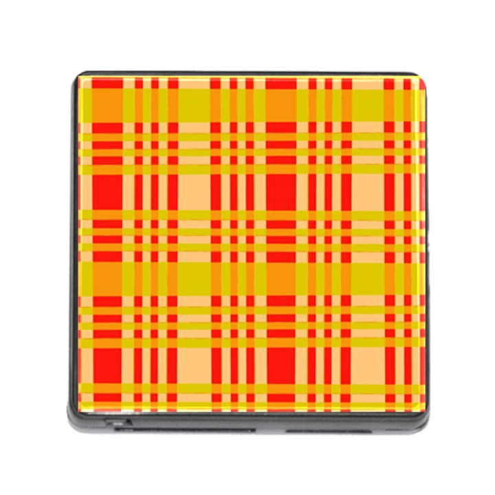 Check Pattern Memory Card Reader (Square)