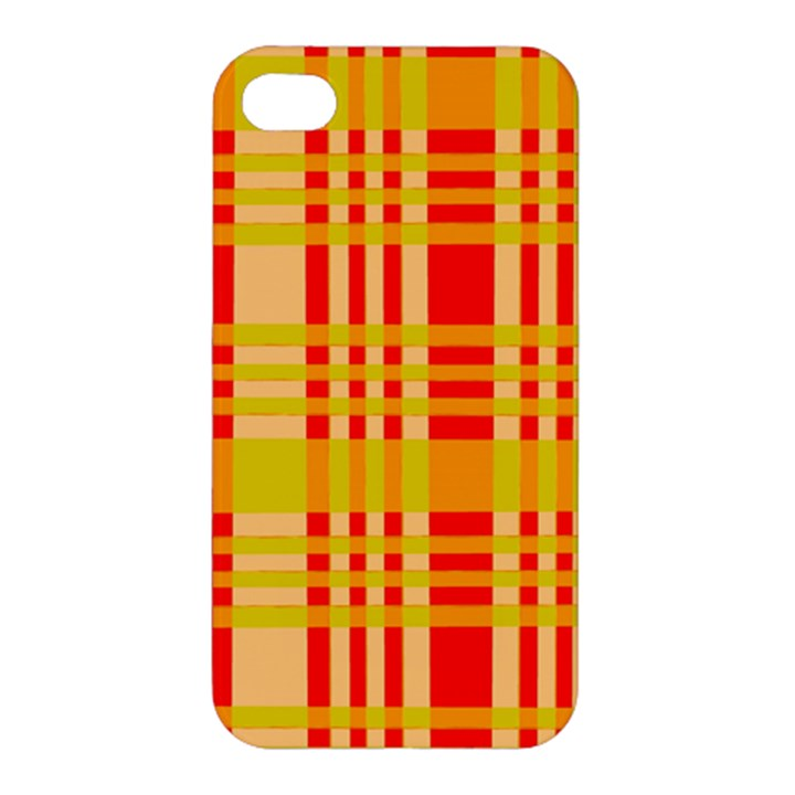 Check Pattern Apple iPhone 4/4S Hardshell Case