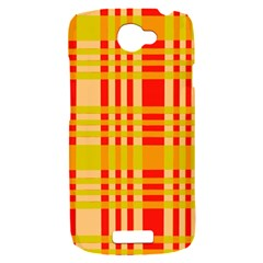 Check Pattern HTC One S Hardshell Case