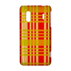 Check Pattern HTC Evo Design 4G/ Hero S Hardshell Case