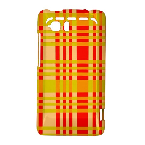 Check Pattern HTC Vivid / Raider 4G Hardshell Case