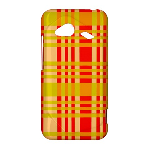 Check Pattern HTC Droid Incredible 4G LTE Hardshell Case