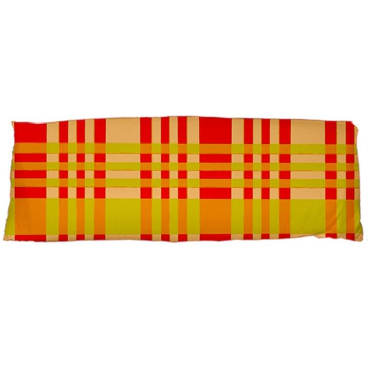 Check Pattern Body Pillow Case (Dakimakura)
