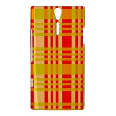 Check Pattern Sony Xperia S
