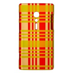 Check Pattern Sony Xperia ion