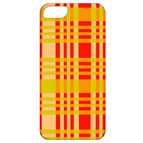 Check Pattern Apple iPhone 5 Classic Hardshell Case