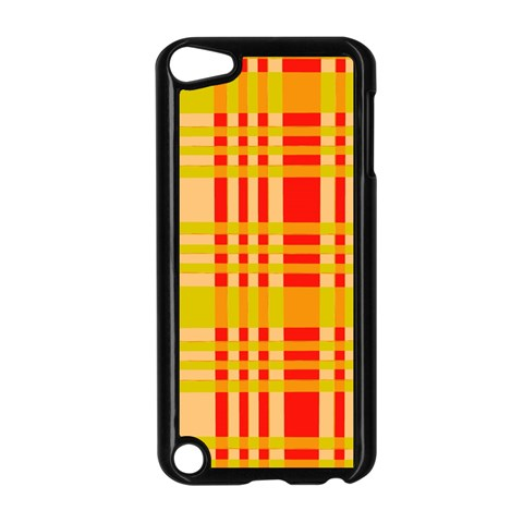 Check Pattern Apple iPod Touch 5 Case (Black)