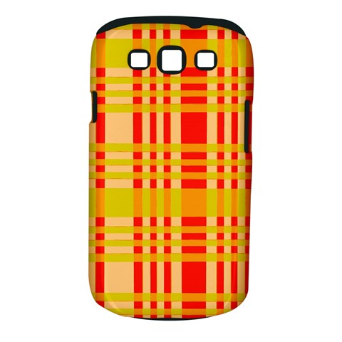 Check Pattern Samsung Galaxy S III Classic Hardshell Case (PC+Silicone)