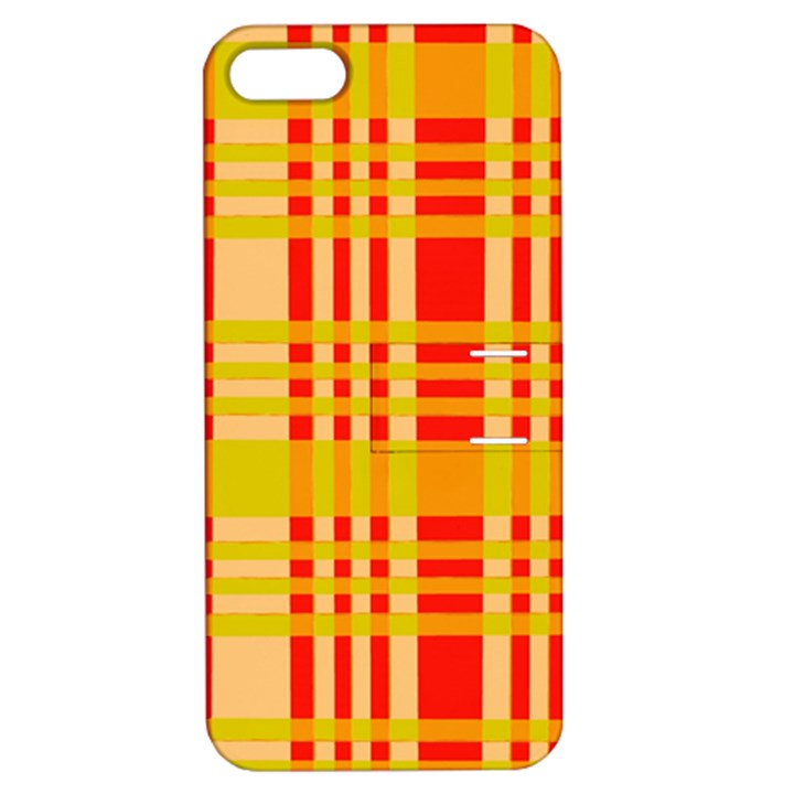 Check Pattern Apple iPhone 5 Hardshell Case with Stand