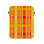 Check Pattern Apple iPad 2/3/4 Protective Soft Cases Front