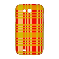 Check Pattern Samsung Galaxy Grand GT-I9128 Hardshell Case