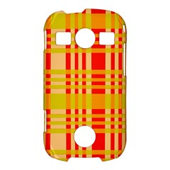 Check Pattern Samsung Galaxy S7710 Xcover 2 Hardshell Case
