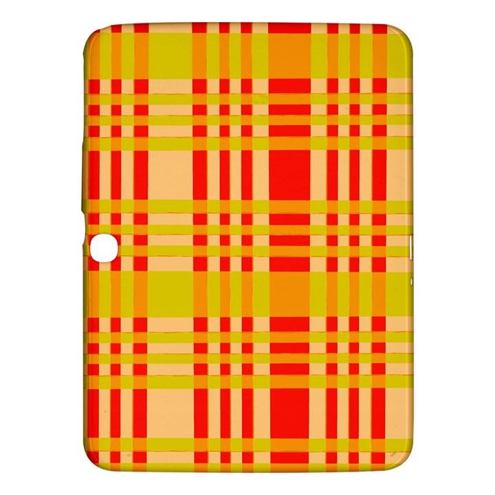 Check Pattern Samsung Galaxy Tab 3 (10.1 ) P5200 Hardshell Case