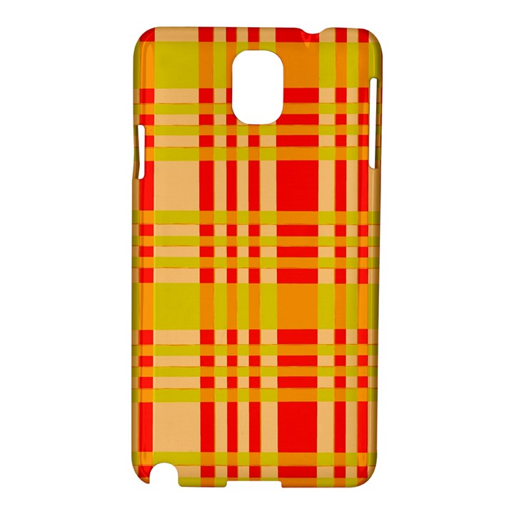 Check Pattern Samsung Galaxy Note 3 N9005 Hardshell Case