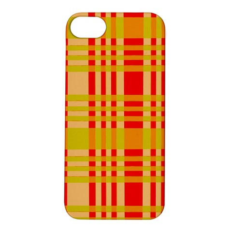 Check Pattern Apple iPhone 5S/ SE Hardshell Case