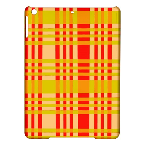 Check Pattern iPad Air Hardshell Cases