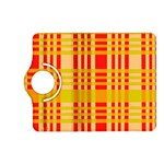 Check Pattern Kindle Fire HD (2013) Flip 360 Case Front