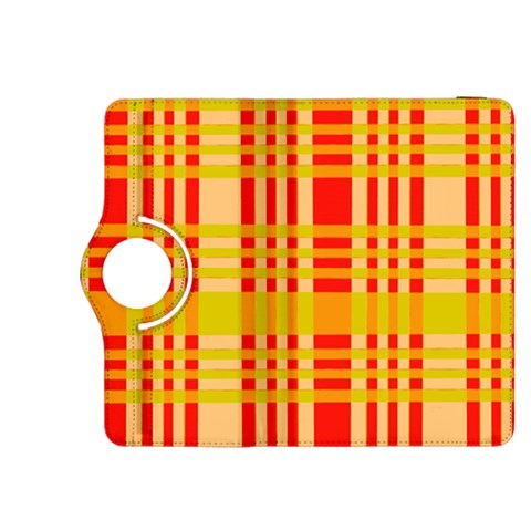 Check Pattern Kindle Fire HDX 8.9  Flip 360 Case