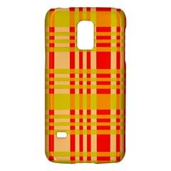 Check Pattern Galaxy S5 Mini