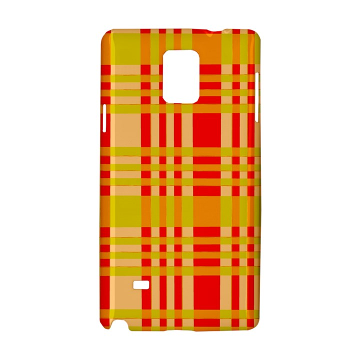 Check Pattern Samsung Galaxy Note 4 Hardshell Case