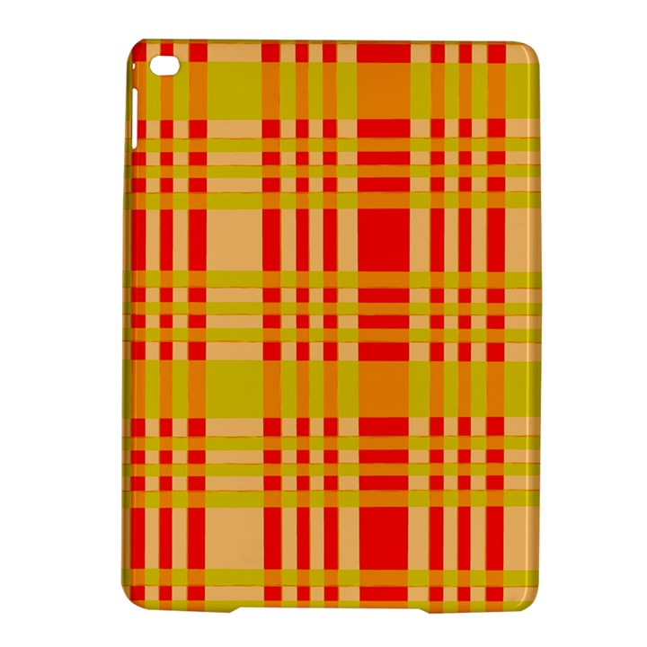 Check Pattern iPad Air 2 Hardshell Cases