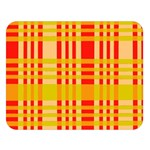 Check Pattern Double Sided Flano Blanket (Large)   Blanket Back