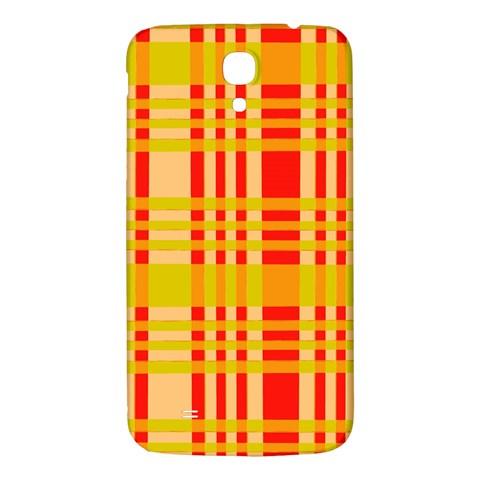 Check Pattern Samsung Galaxy Mega I9200 Hardshell Back Case
