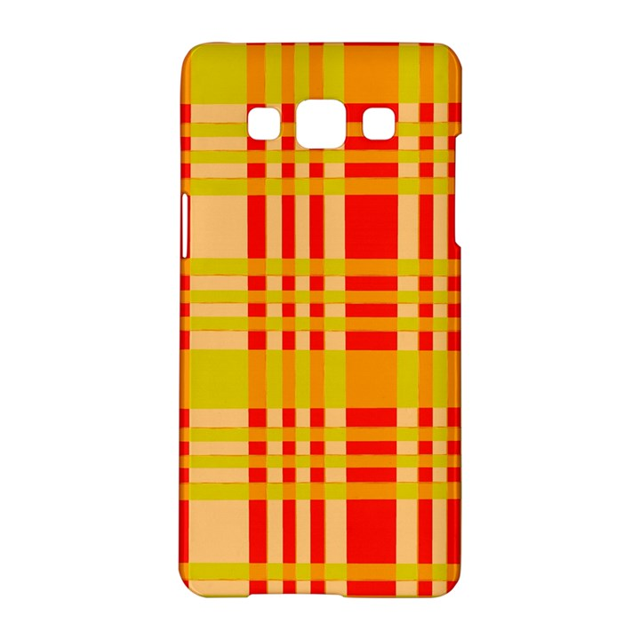 Check Pattern Samsung Galaxy A5 Hardshell Case
