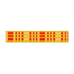 Check Pattern Flano Scarf (Mini)