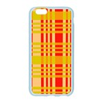 Check Pattern Apple Seamless iPhone 6/6S Case (Color) Front