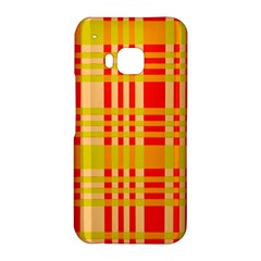 Check Pattern HTC One M9 Hardshell Case