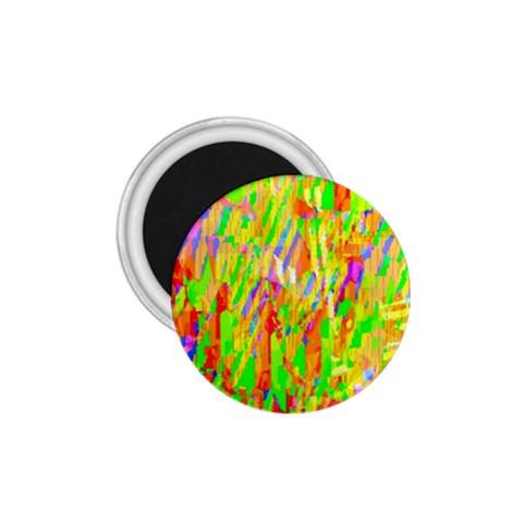 Cheerful Phantasmagoric Pattern 1.75  Magnets