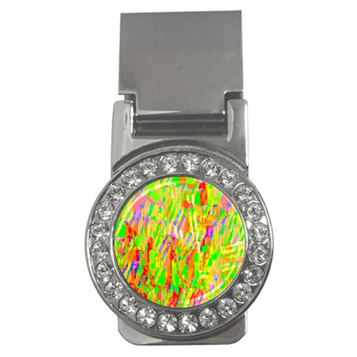 Cheerful Phantasmagoric Pattern Money Clips (CZ)