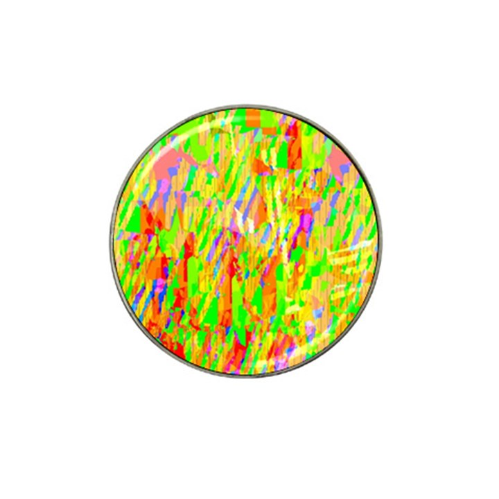 Cheerful Phantasmagoric Pattern Hat Clip Ball Marker