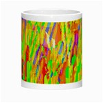 Cheerful Phantasmagoric Pattern Night Luminous Mugs Center